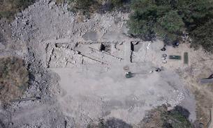 Найден дом Андрея Первозванного и апостола Петра