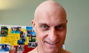 Тиньков показал на видео, как ему пересаживали костный мозг