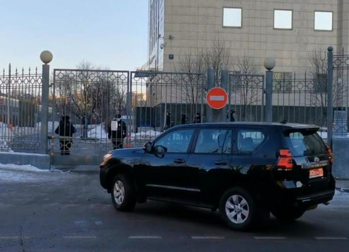 В Латвии объяснили, что их дипломат делал на суде по делу Навального