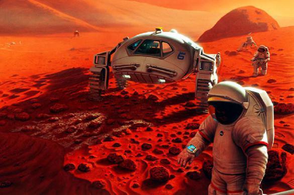 Геолог: цивилизации на Марсе не могло быть в принципе