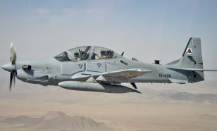 Десятки афганских самолётов и вертолётов проникли в Узбекистан