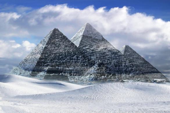 """Пирамиды оказались древними """"хрущевками"""""""