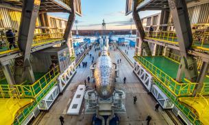 """Правительство потребовало от """"Роскосмоса"""" более эффективного развития космодромов"""