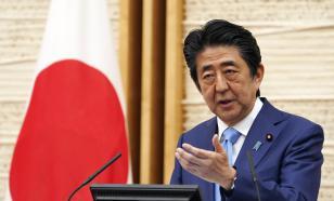 Японский премьер-министр хочет изменить Конституцию