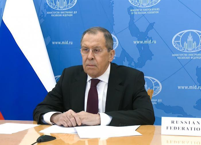 Лавров рассказал, каким образом Россия может остаться в ДОН