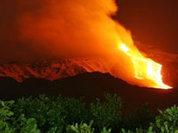 Крупнейший вулкан Европы закрыл аэропорт на Сицилии
