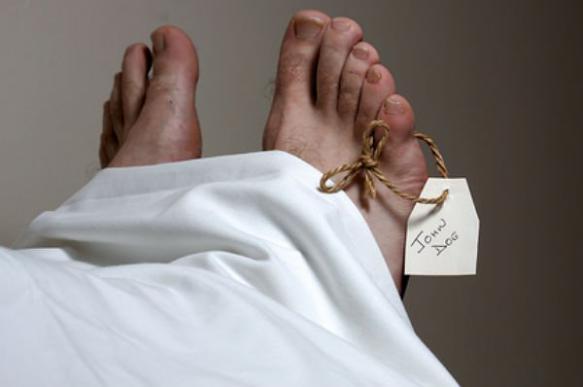 Science Alert: тела умерших людей двигаются после смерти годами