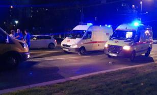 В Москве пьяный водитель насмерть сбил переходящего дорогу пешехода
