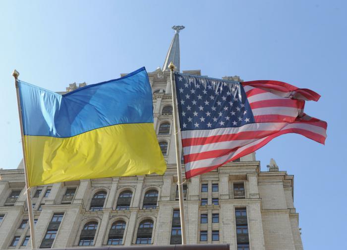 Украинцы признали внешнее управление своей страной