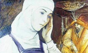 Авдотья Рязаночка: былина о женщине, спасшей Рязань