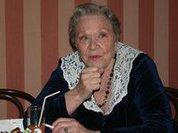 Актриса Римма Маркова отмечает юбилей