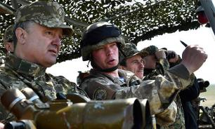Порошенко готовит Украину к партизанской войне