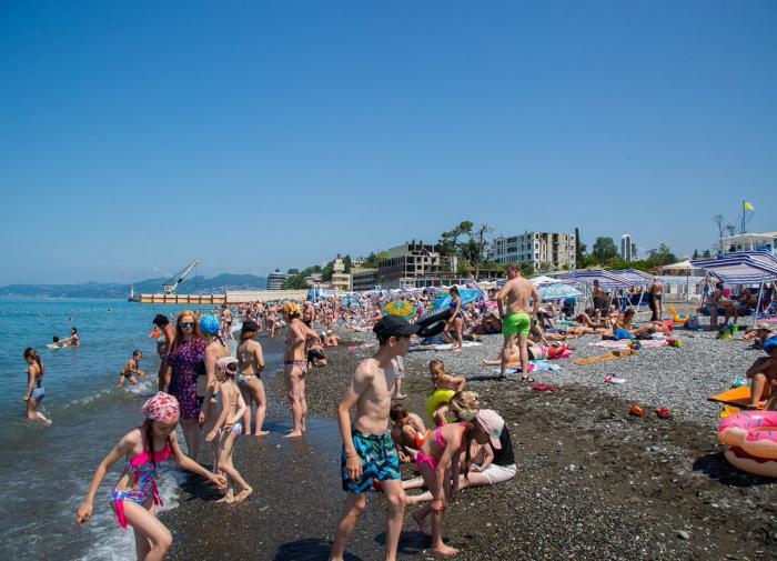 Названа средняя цена отдыха на российских курортах