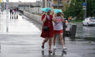 """""""Жёлтый"""" уровень погодной опасности объявлен в столичном регионе"""