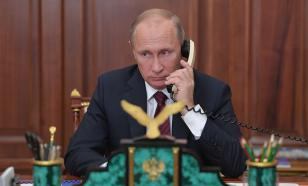 Путин выразил соболезнования премьеру Греции из-за землетрясения
