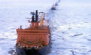 Российский арктический морской путь наращивает объёмы грузоперевозок