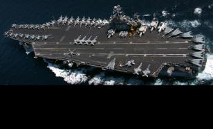 Авианосец USS Harry S. Truman направлен к берегам Сирии