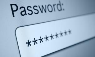Стали известны самые небезопасные пароли