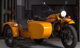 Новый российский мотоцикл Ural восхитил американского журналиста
