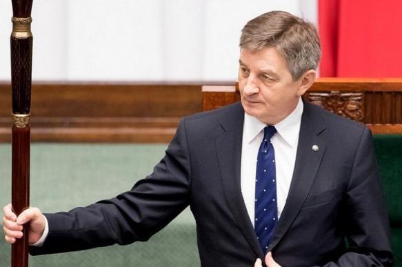 Глава парламента Польши подаст в отставку из-за транспортного скандала