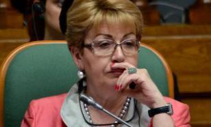 Глава Россотрудничества Элеонора Митрофанова отработала последний день