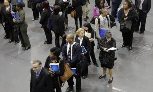 102,6 млн трудоспособных американцев не могут найти работу