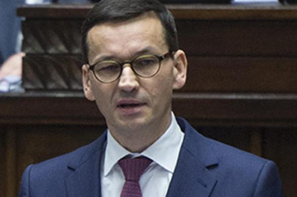 """Польский премьер-министр назвал """"Северный поток-2"""" """"эгоистичным"""" проектом"""