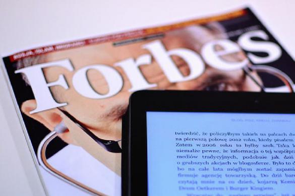 Forbes: пандемия увеличила число долларовых миллиардеров в России