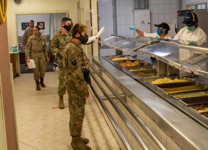 США из-за ошибки в расчетах бесплатно кормили партнеров по коалиции в Афганистане