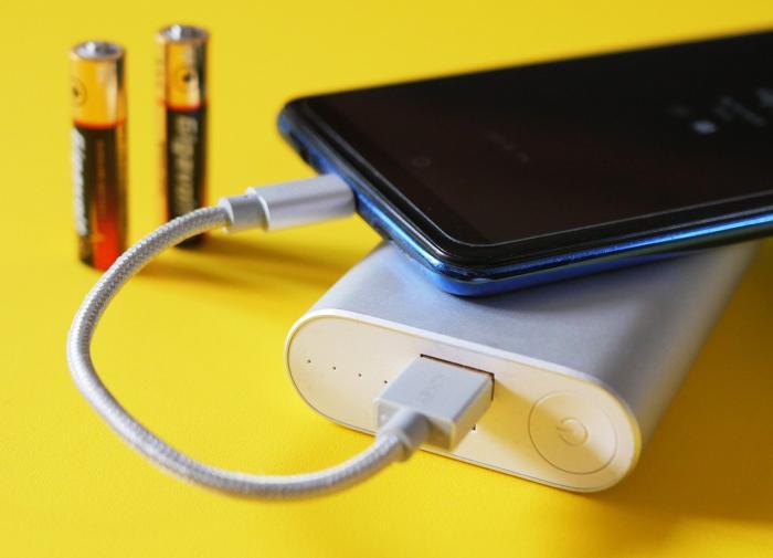 Натрий поможет усовершенствовать батареи смартфонов