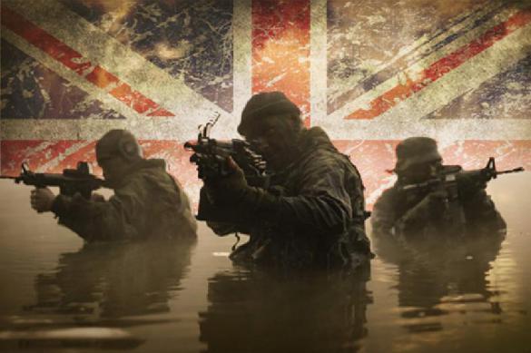 Британская армия испытывает нехватку денег и новобранцев