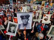 """""""Бессмертный полк"""" ведет расследование о """"выброшенных портретах фронтовиков"""""""
