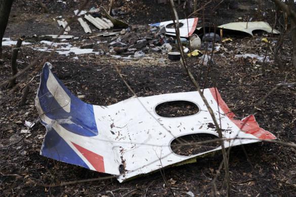 """Трампа просят """"подтолкнуть"""" голландское расследование по MH17"""