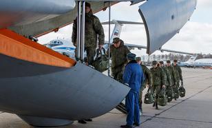 Четвертый самолет с российскими медиками вылетел из Италии