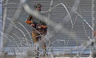 Пакистан атаковал индийских пограничников