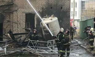 Названа предварительная причина взрыва в челябинской больнице