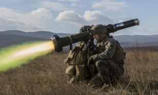 Американский ПТРК Javelin назвали главной угрозой для Т-90А
