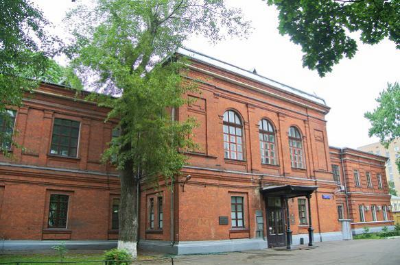 Психиатрическую клинику имени Корсакова в Москве отреставрируют
