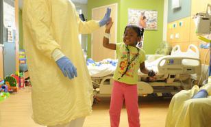 Вирус D68 вызывает паралич конечностей у детей