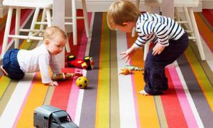 Дети могут получать токсины, не выходя из дома