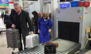 В Петербурге изобрели сканер для распознавания жидкостей в ручной клади