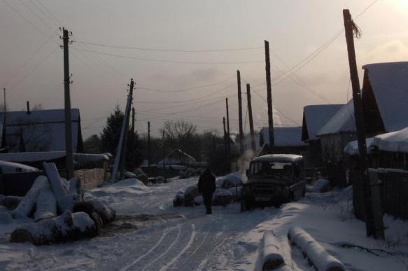 В Красноярском крае бизнесмен выставил на продажу село с жителями