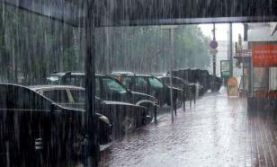 В Гидрометцентре объяснили необычную погоду в России
