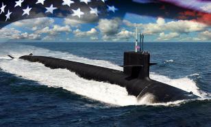 Ядерные боеголовки на подводных лодках ослабят потенциал США