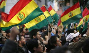Какова ситуация в Боливии на фоне ухода президента