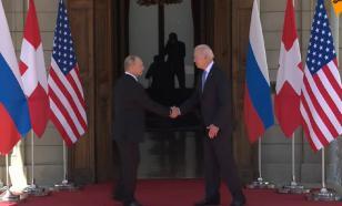 Путин и Байден выступили с совместным заявлением по стратегической стабильности