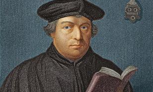 Основатели учений в реальности: Лютер