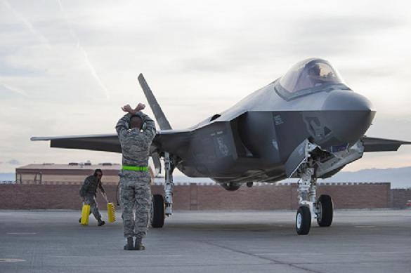 У Пентагона новые проблемы: F-35 мажет по цели