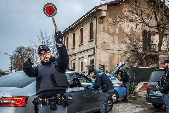 Италия закрыта на карантин по коронавирусу