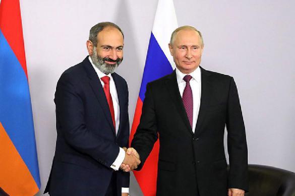 Армянская борьба с коррупцией: а где посадки? а деньги?..